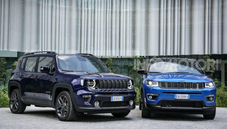 Jeep: Renegade e Compass 4xe ridefiniscono gli standard delle auto ibride plug-in - Foto 2 di 34
