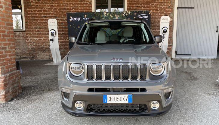 Jeep: Renegade e Compass 4xe ridefiniscono gli standard delle auto ibride plug-in - Foto 30 di 34