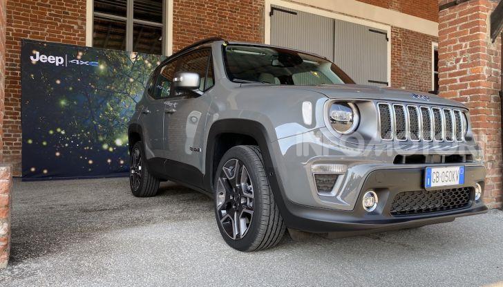 Jeep: Renegade e Compass 4xe ridefiniscono gli standard delle auto ibride plug-in - Foto 29 di 34
