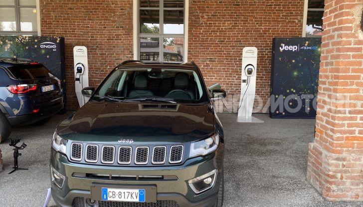 Jeep: Renegade e Compass 4xe ridefiniscono gli standard delle auto ibride plug-in - Foto 28 di 34