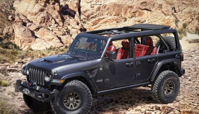 Jeep Wrangler Rubicon 392: una hyper-jeep da 450 CV