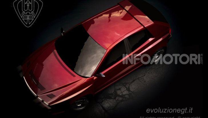 Lancia Delta HF: la Evoluzione GT prodotta in serie limitata - Foto 10 di 10