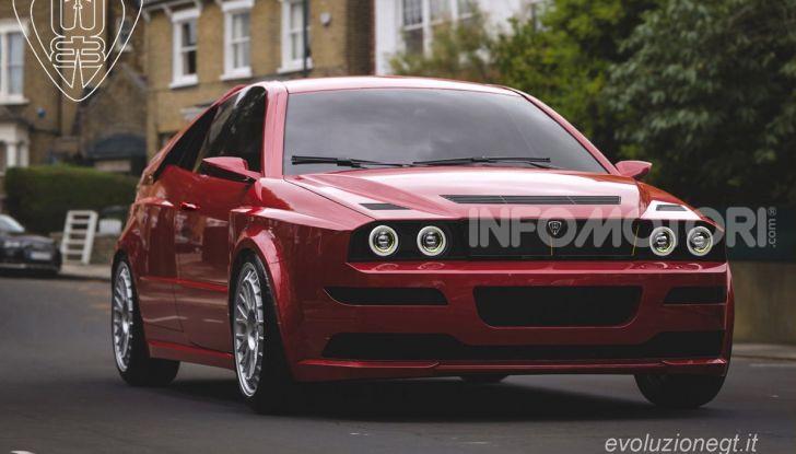 Lancia Delta HF: la Evoluzione GT prodotta in serie limitata - Foto 4 di 10