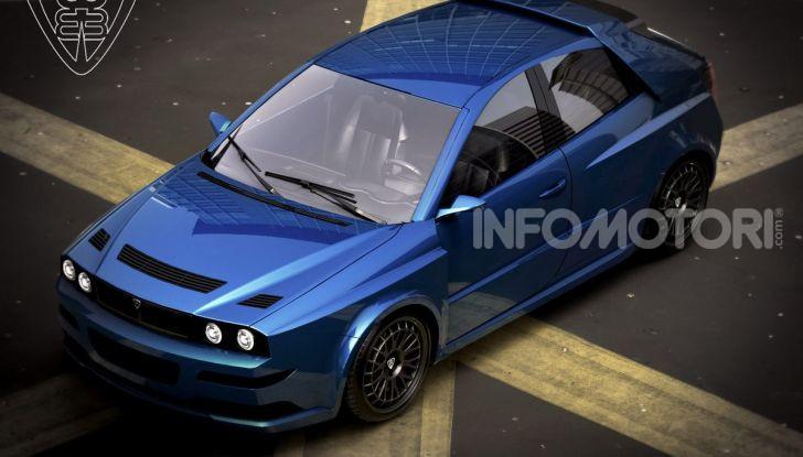 Lancia Delta HF: la Evoluzione GT prodotta in serie limitata - Foto 5 di 10