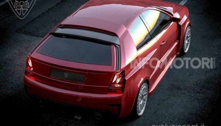 Lancia Delta HF: la Evoluzione GT prodotta in serie limitata - Foto 8 di 10