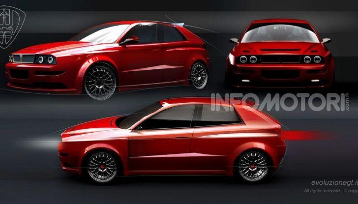 Lancia Delta HF: la Evoluzione GT prodotta in serie limitata - Foto 9 di 10
