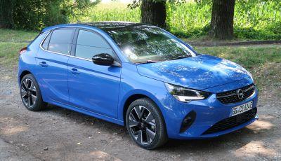 Opel Corsa-e: arriva la piccola in versione elettrica
