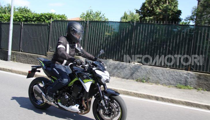 Prova Kawasaki Z900: 125 CV di puro godimento - Foto 1 di 31