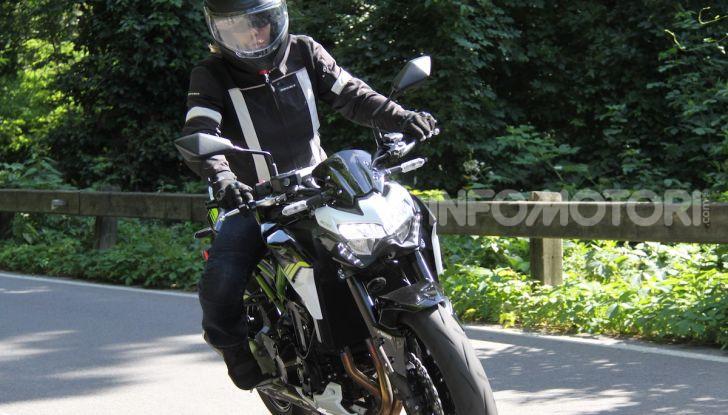 Prova Kawasaki Z900: 125 CV di puro godimento - Foto 12 di 31