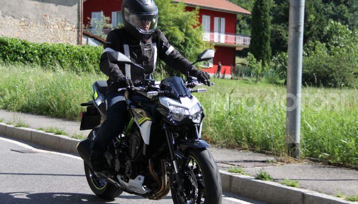 Prova Kawasaki Z900: 125 CV di puro godimento - Foto 13 di 31