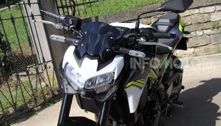 Prova Kawasaki Z900: 125 CV di puro godimento - Foto 19 di 31