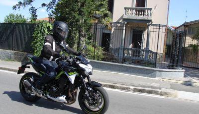Prova Kawasaki Z900: 125 CV di puro godimento