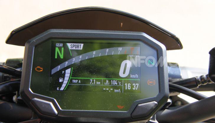 Prova Kawasaki Z900: 125 CV di puro godimento - Foto 24 di 31