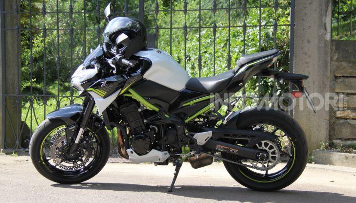 Prova Kawasaki Z900: 125 CV di puro godimento - Foto 31 di 31