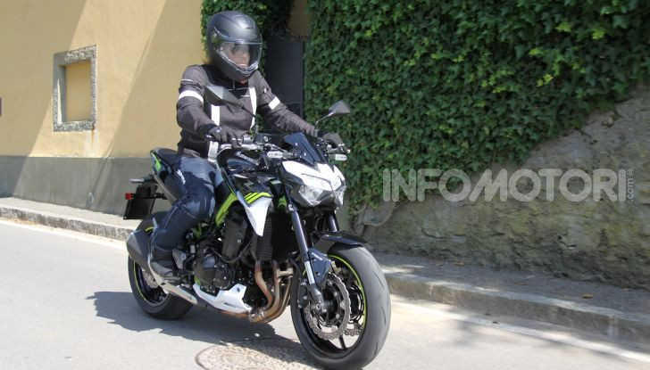 Prova Kawasaki Z900: 125 CV di puro godimento - Foto 4 di 31