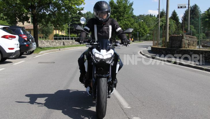 Prova Kawasaki Z900: 125 CV di puro godimento - Foto 5 di 31