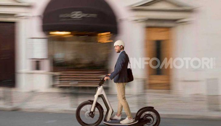 Volkswagen Streetmate: non chiamatelo solo monopattino elettrico - Foto 1 di 6