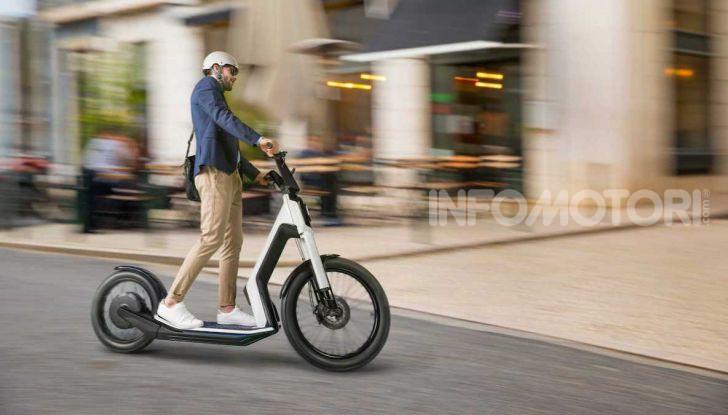 Volkswagen Streetmate: non chiamatelo solo monopattino elettrico - Foto 3 di 6