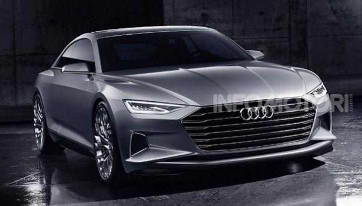 Audi A9 e-tron 2024