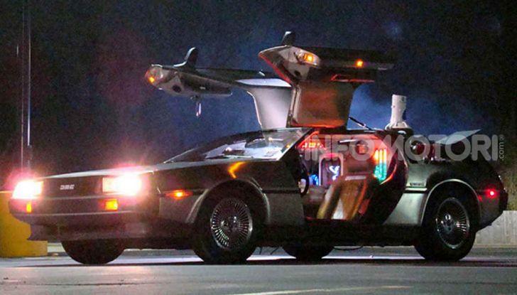 DeLorean, Batmobile ed Ecto-1: un'asta da film, in tutti i sensi - Foto 2 di 3