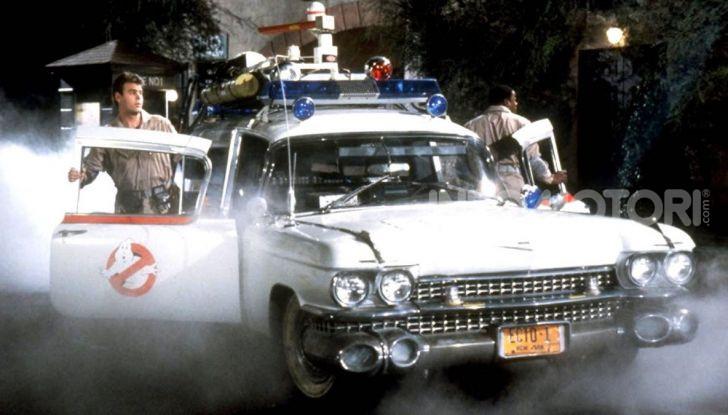 DeLorean, Batmobile ed Ecto-1: un'asta da film, in tutti i sensi - Foto 3 di 3