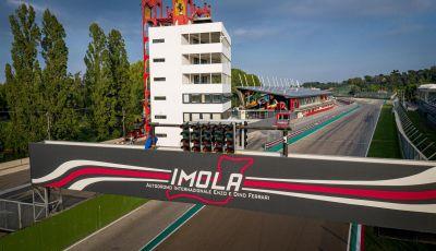 F1 2020: Imola ospiterà il GP dell'Emilia Romagna a novembre