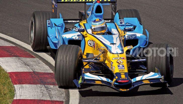 Fernando Alonso ritorno F1 2021 con Renault