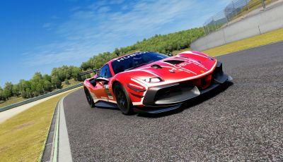Ferrari Esports Series: il Cavallino Rampante debutta nel simracing