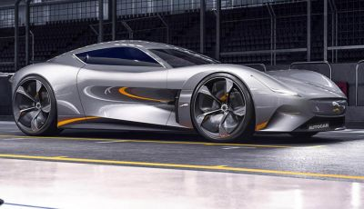 Jaguar EV-Type: presto in arrivo una supercar elettrica?