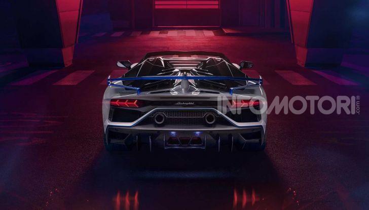 Lamborghini Aventador SVJ Roadster Xago Edition