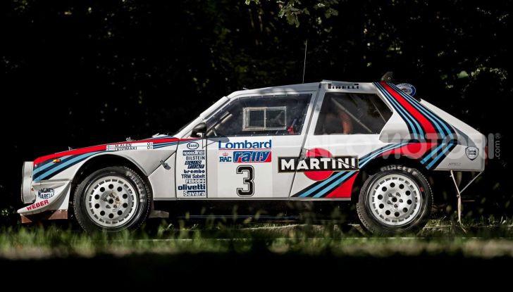 Lancia Delta S4 Rally 2020