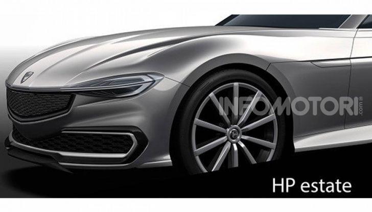 Lancia Fulvia Coupè e Shooting Brake 2020