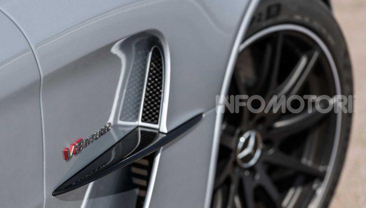 Mercedes AMG GT Black Series 2020
