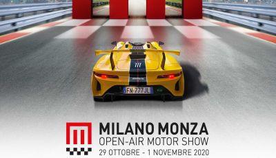 Milano-Monza Motor Show, le date: 29 ottobre - 1 novembre 2020