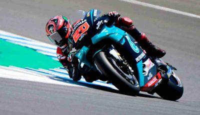 MotoGP 2020, GP di Andalusia a Jerez: gli orari Sky, TV8 e DAZN