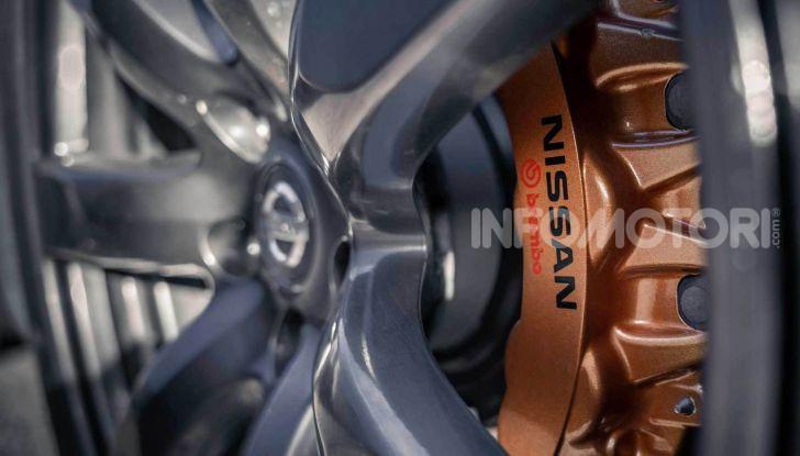 Nissan GT-R fuoristrada offroad 2020