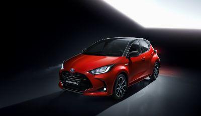 Nuova Toyota Yaris 2020: allestimenti e prezzi per il mercato italiano