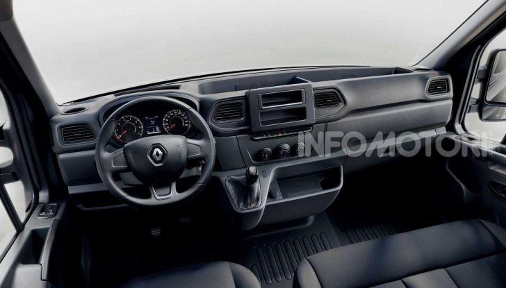 Renault Master ZE 2020