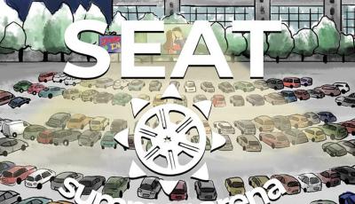 Seat Summer Arena: a Bergamo torna di moda il drive-in