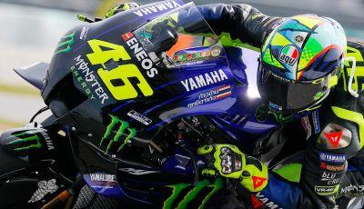 MotoGP 2021: Valentino Rossi in Yamaha Petronas, manca solo l'ufficialità