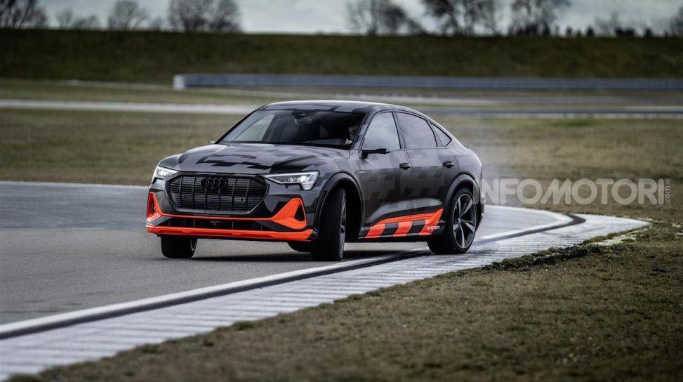 Audi: ecco la nuova trazione integrale elettrica della gamma e-tron