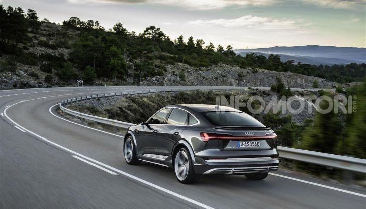 Audi: ecco la nuova trazione integrale elettrica della gamma e-tron - Foto 3 di 13