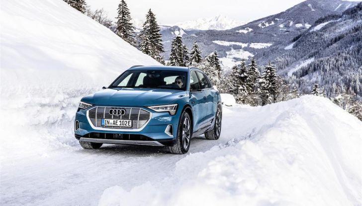 Audi: ecco la nuova trazione integrale elettrica della gamma e-tron - Foto 5 di 13