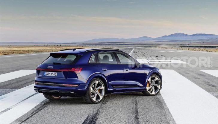 Audi: ecco la nuova trazione integrale elettrica della gamma e-tron - Foto 9 di 13