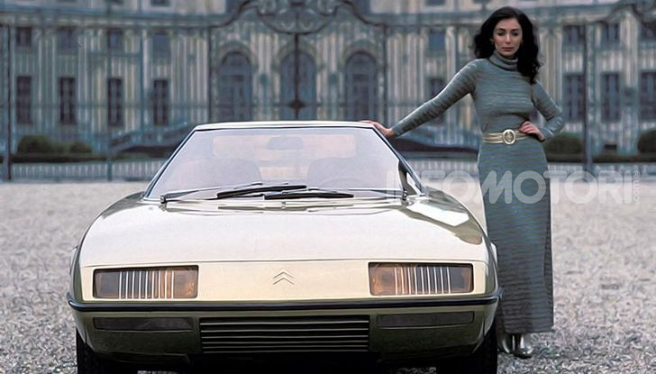 Citroen GS Camargue, la dream car italo-francese - Foto 2 di 6