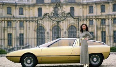Citroen GS Camargue, la dream car italo-francese
