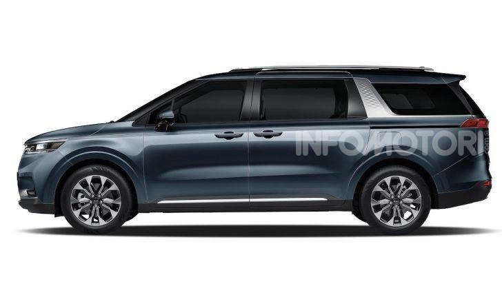 Kia Carnival 2020: il mini van che si sente un SUV - Foto 10 di 11