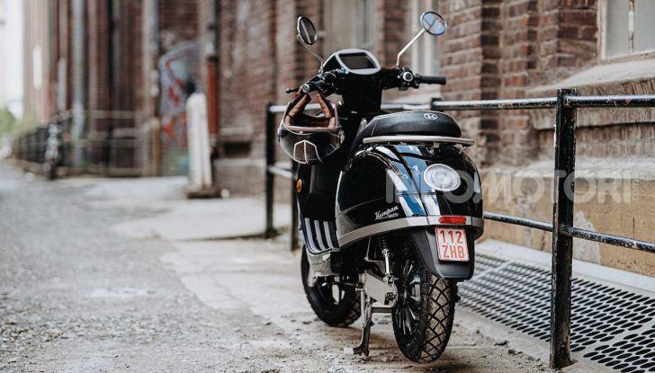 Piaggio-Kumpan, l'EUIPO dà ragione ai tedeschi: niente plagio della Vespa - Foto 10 di 10
