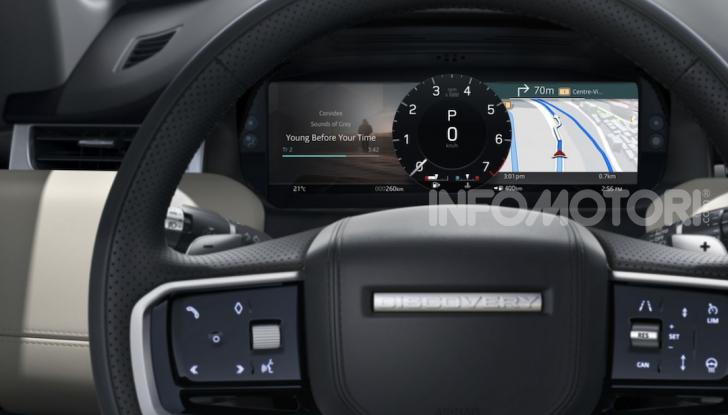 Land Rover Discovery Sport: arriva anche la versione Black - Foto 1 di 9