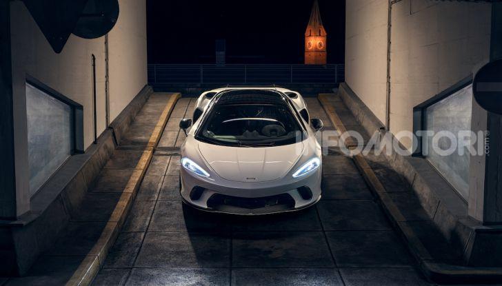 """Novitec trasforma una McLaren GT in una """"super GT"""" - Foto 2 di 9"""